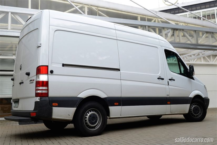 Mercedes-Benz Sprinter 311 CDI Street