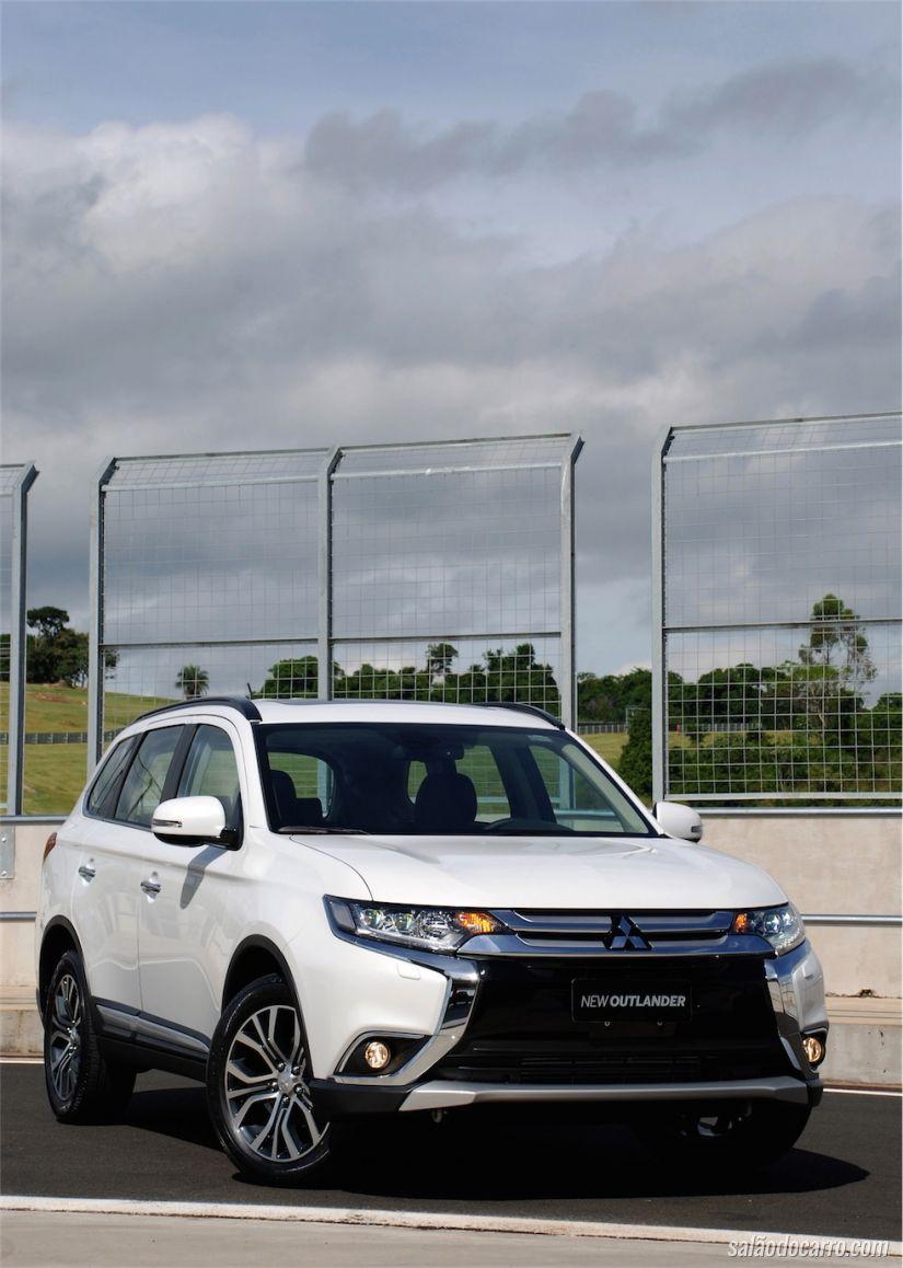 Nova Mitsubishi Outlander