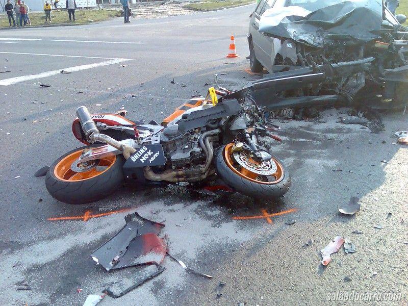 Número de mortos por acidentes de moto chega a 12 mil no Brasil