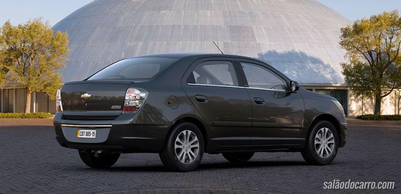 Chevrolet anuncia Cobalt Graphite
