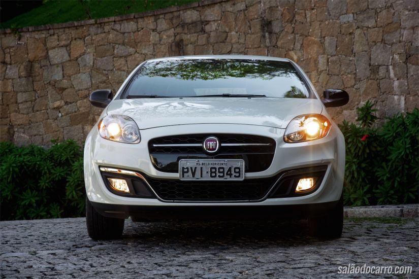 Fiat Bravo Blackmotion