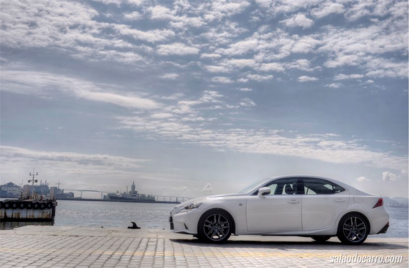 Lexus IS 250 F-Sport