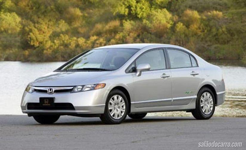 Honda faz recall para corrigir problema no airbag