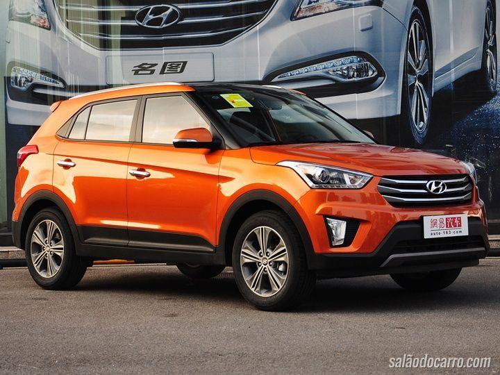 Hyundai lançará SUV compacto ainda em 2015