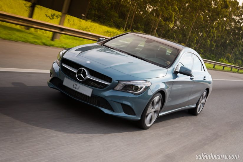 Mercedes lança motor 1.6 turboflex no Brasil