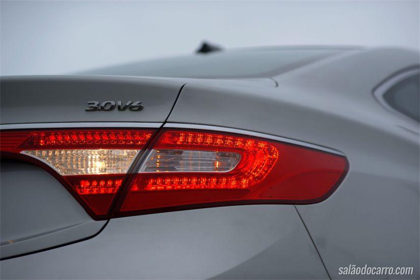 Hyundai Azera V6