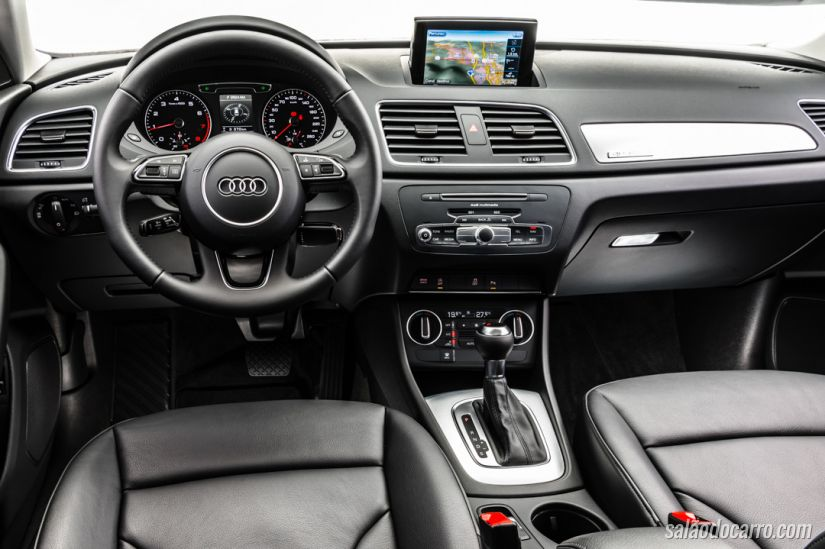 Audi lança Q3 com motor 1.4 turbo de 150cv