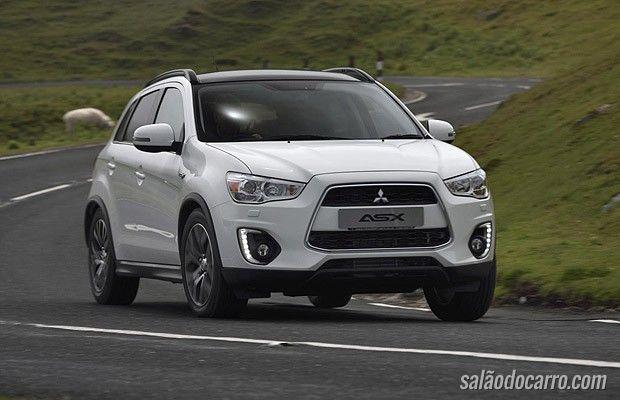 Mitsubishi ASX ganha motor 1.6 turbodiesel de 112 cv