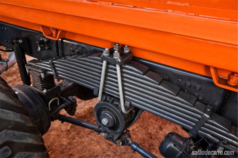 Volvo caminhão VM: para operação de transbordo de cana-de-açúcar