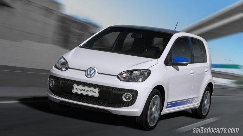 Volkswagen up! ganha novo motor