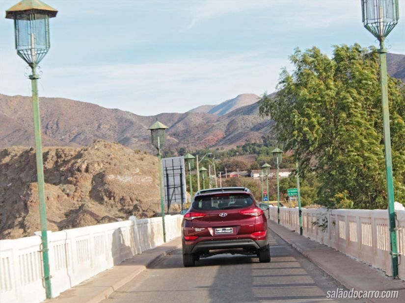 Nova Tucson chega ao mercado chileno