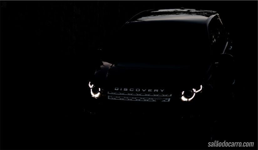 Land Rover Discovery Sport HSE Luxury