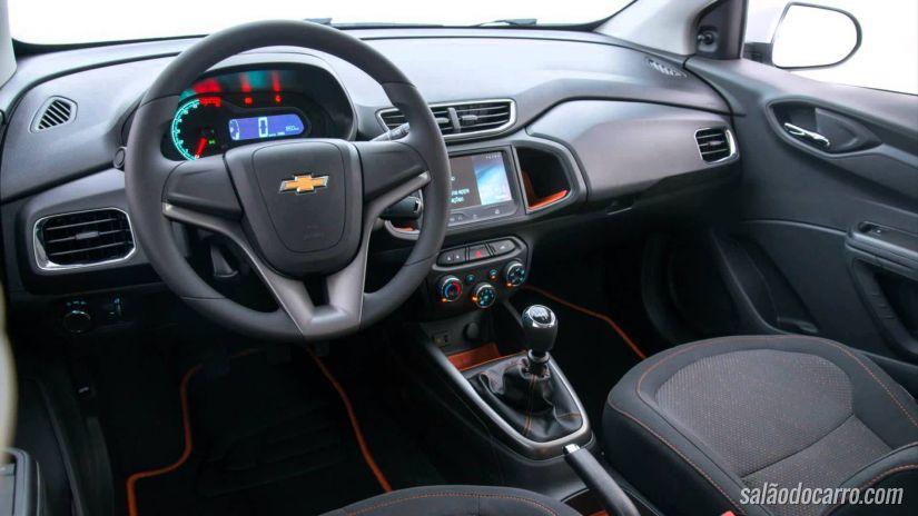 Chevrolet Onix Vendas Agosto