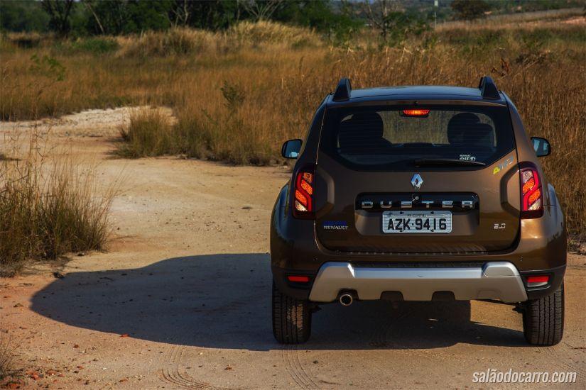 Renault Duster Dynamique 4X4