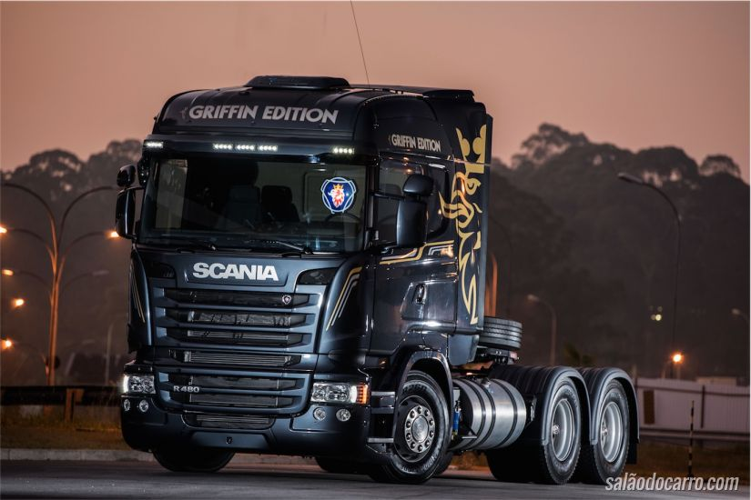 Scania Griffin Edition