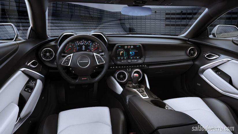 Novo Camaro 2016 2.0 Turbo chega por menos de US$ 27 mil nos EUA