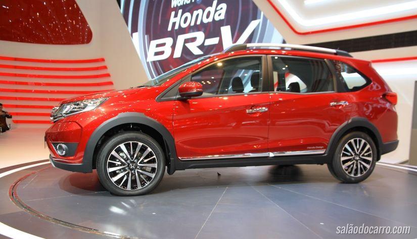 Honda BR-V Fit
