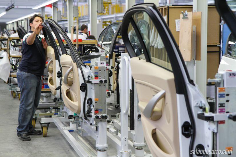 BMW chega a 10 mil veículos produzidos no Brasil
