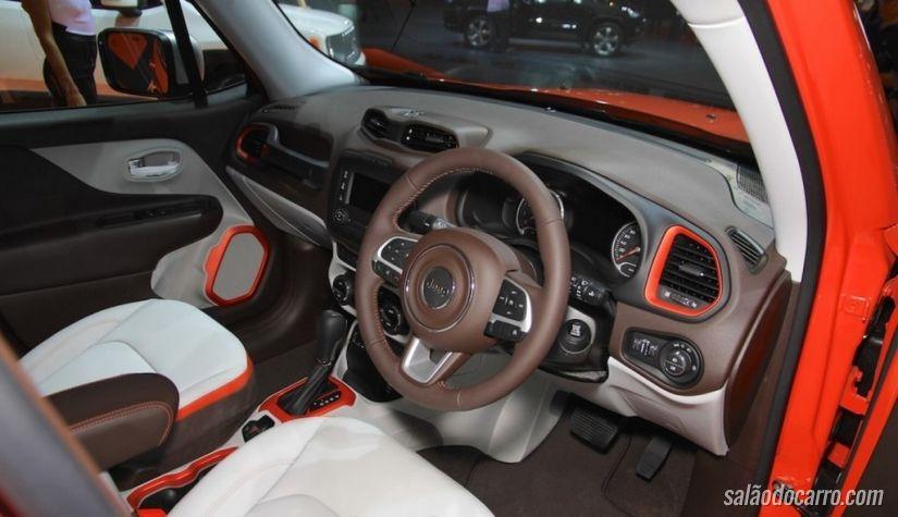 Jeep Renegade chega com motor 1.4 turbo na Indonésia