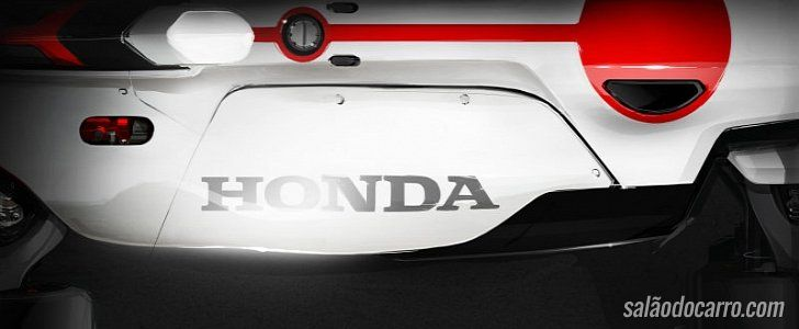 Honda prepara lançamento de carro com motor de moto