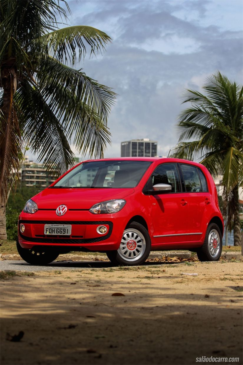 Volkswagen Red up! TSI