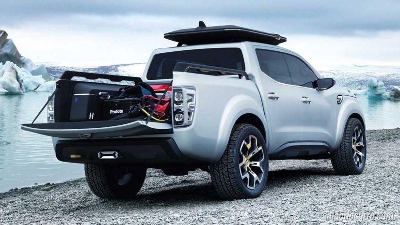 Renault apresenta conceito Alaskan