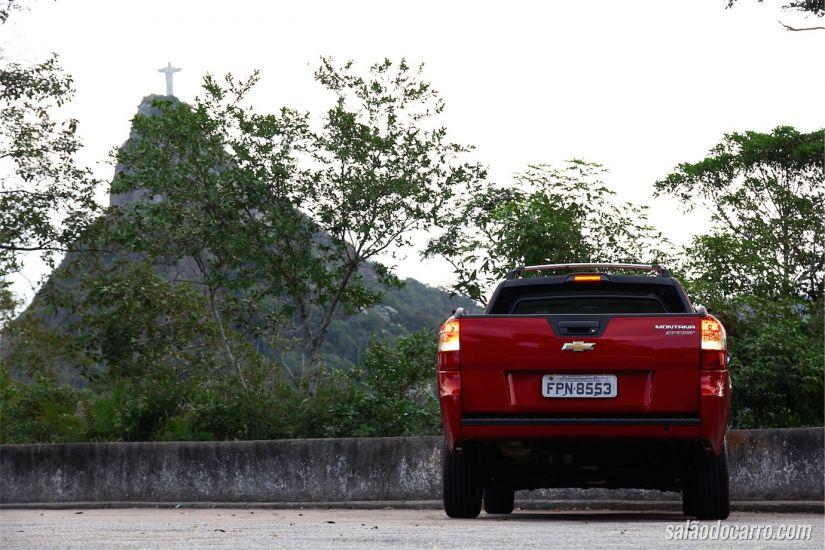 Chevrolet Montana Sport