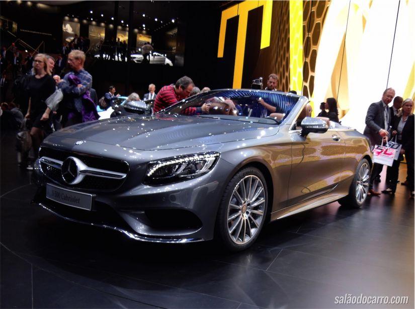 Mercedes-Benz Classe S Coupé Cabriolet
