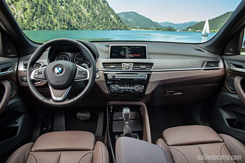 BMW X1 no Brasil