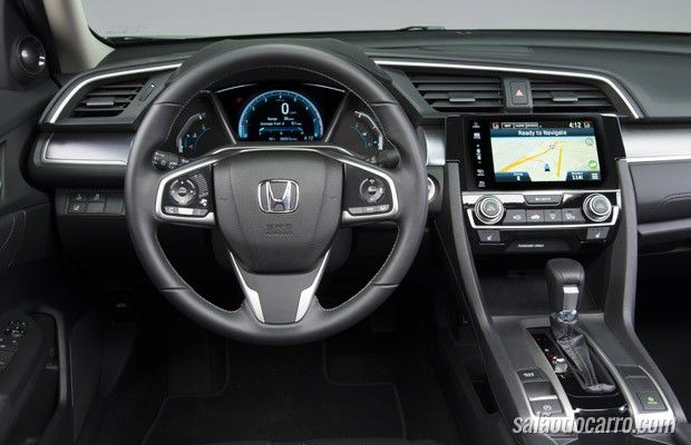 Honda apresenta novo Civic 2016 sob muitas expectativas