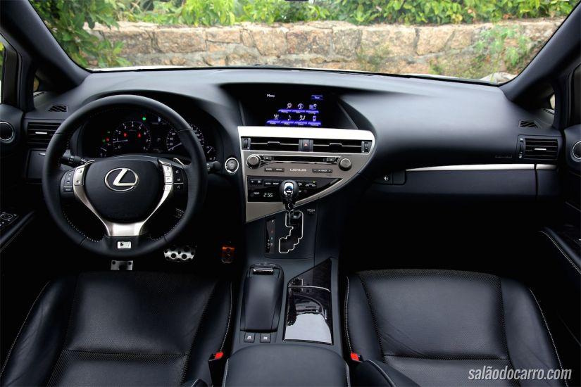 Lexus RX350 F-Sport