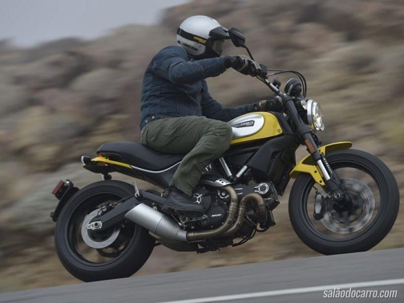 Ducati Scrambler é lançada no Brasil