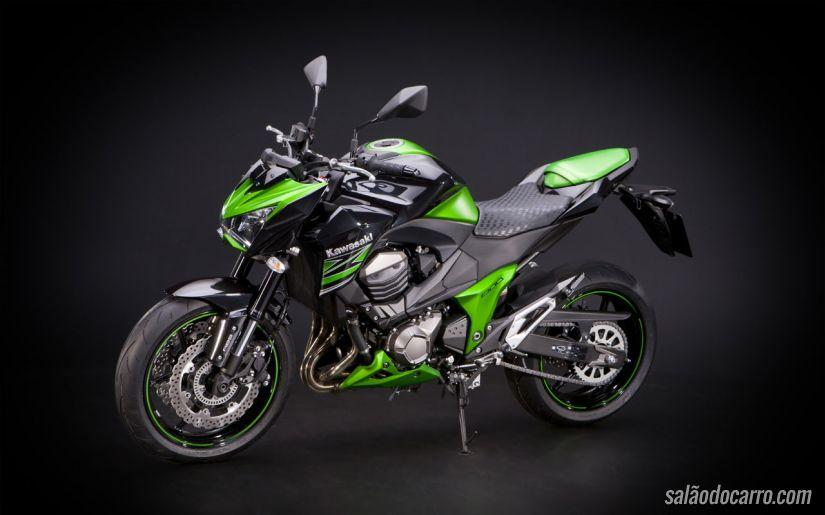 Ninja 300 ganha fortes concorrentes no mercado