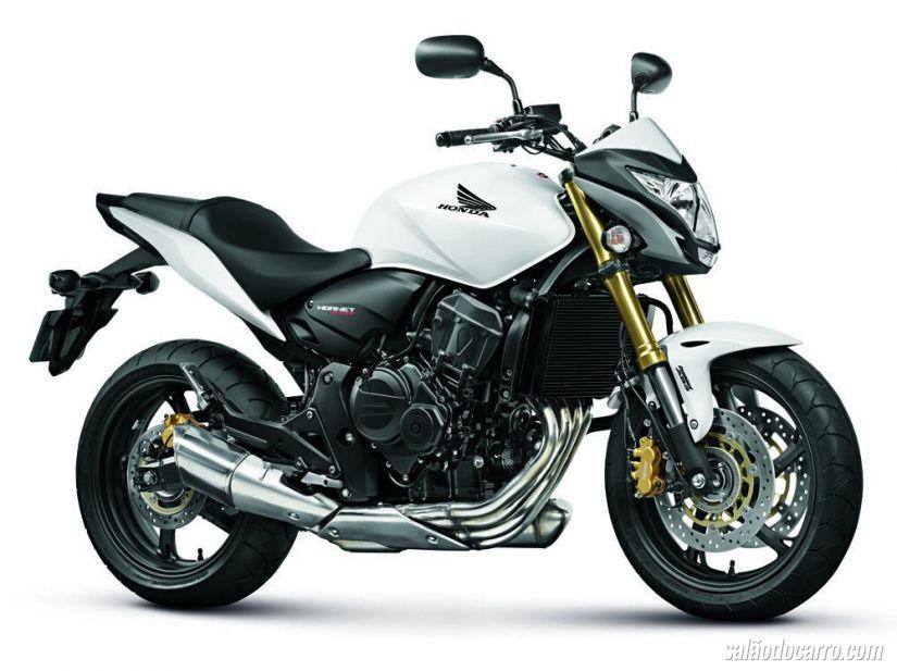 O que são motos naked?