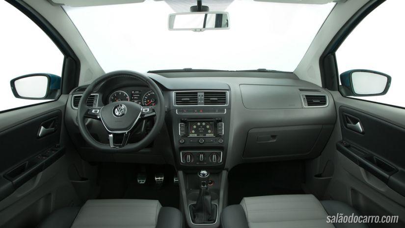 VW Fox ganhará transmissão automática em 2017