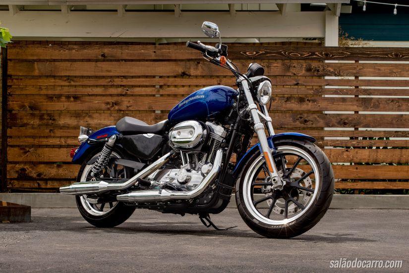 Harley apresenta linha Sportster no Brasil