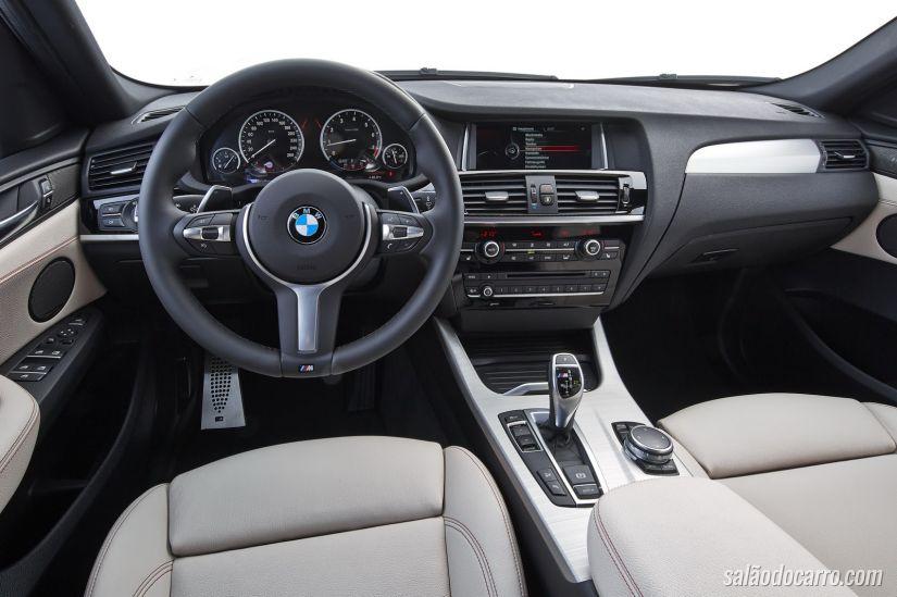 BMW anuncia versão M40i do X4