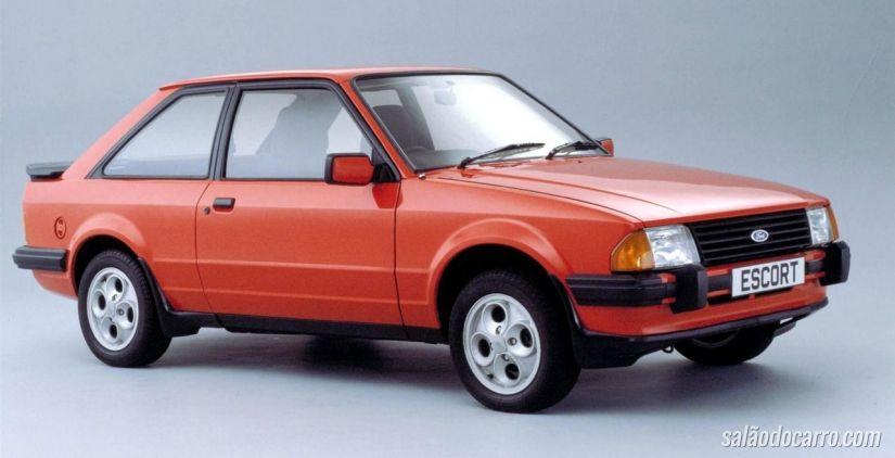 Ford Escort: um dos grandes clássicos da Ford