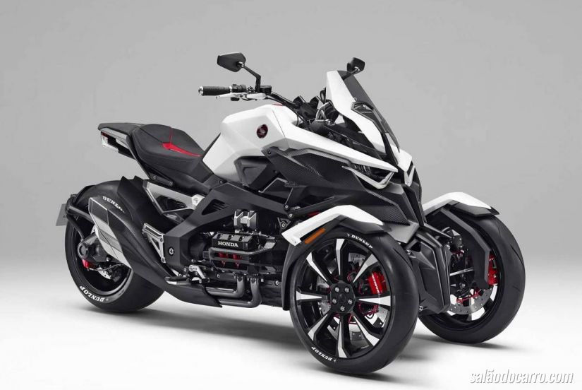 Honda prepara 3 conceitos de motos para Tóquio