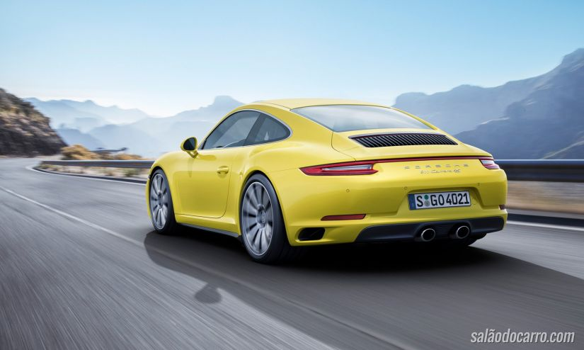 Porsche renova gama 911