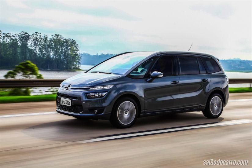 Novo Citroën Grand C4 Picasso