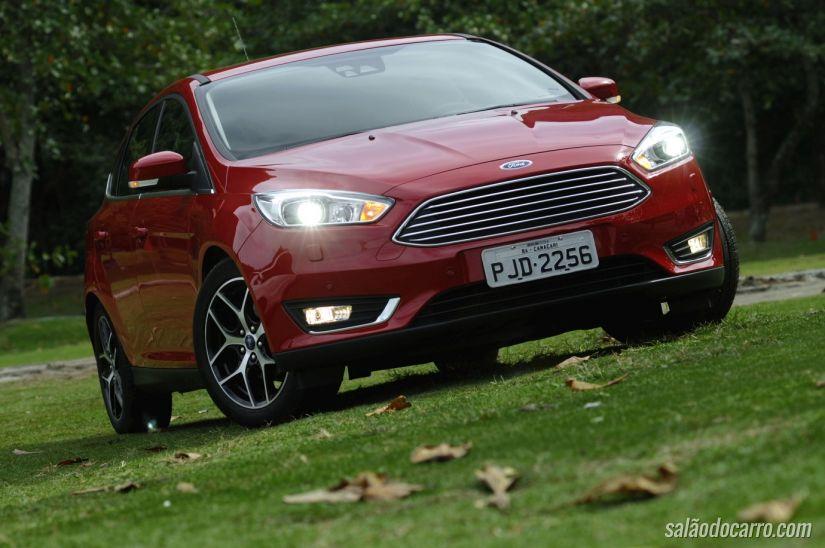 Ford Focus Titanium Plus 2.0