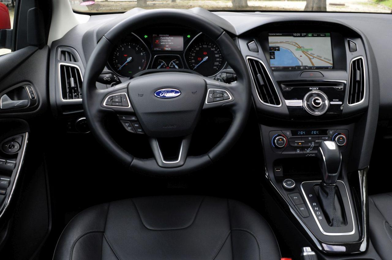 Ford Focus Titanium Plus 2 0 Testes Sal 227 O Do Carro