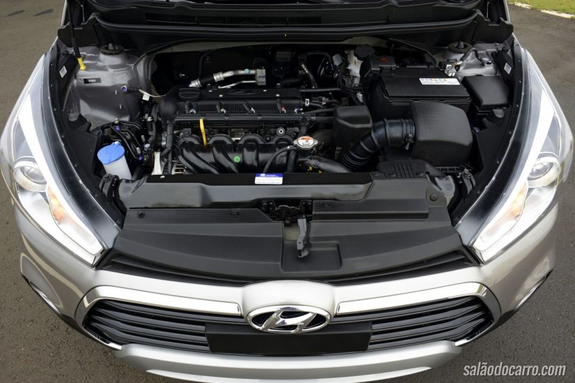 Novo Hyundai HB20X