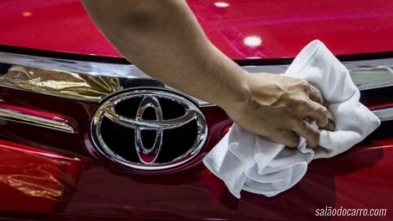 Toyota convoca 6,4 milhões de carros