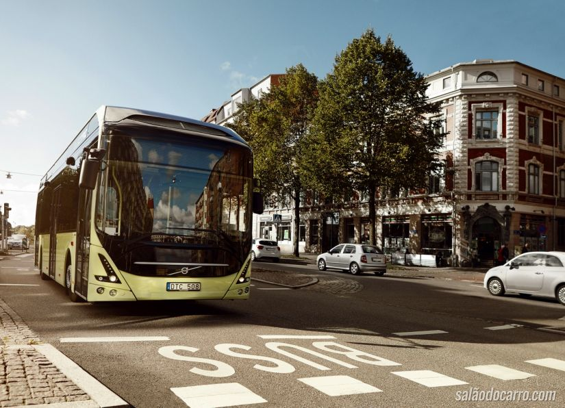 Volvo Bus 7900 Electric