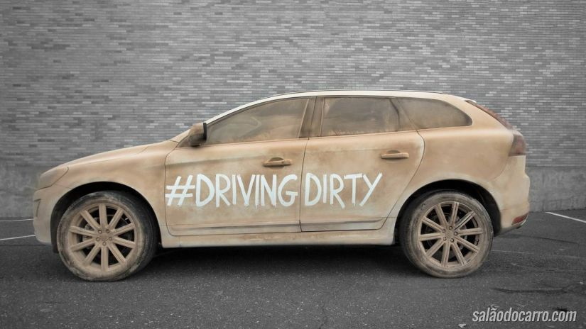 #DrivingDirty