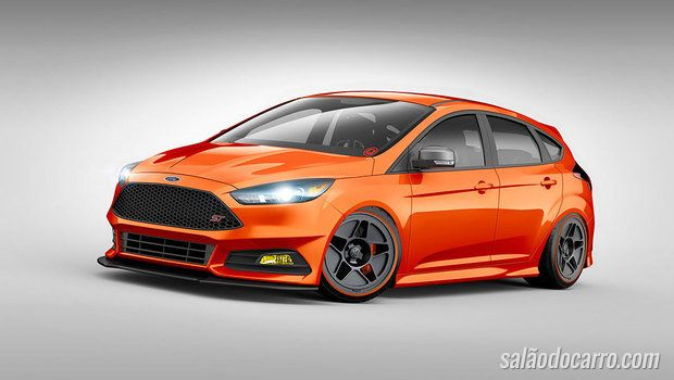 Focus ST Ultra Orange