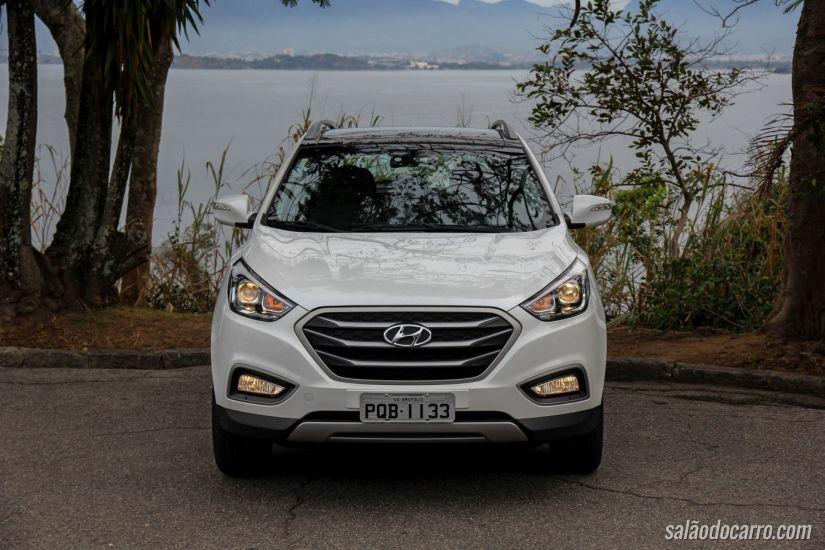 Hyundai ix35 Top