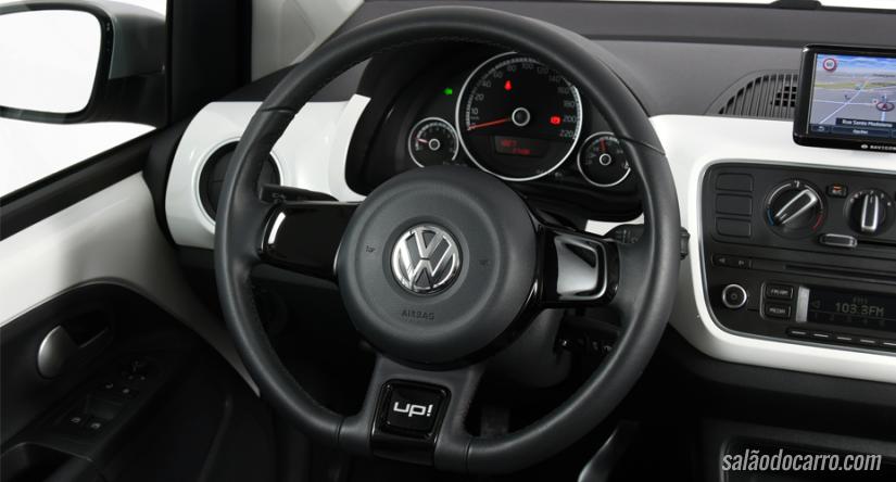 Volkswagen up! TSI ganha destaque em Bubble Gun Treffen